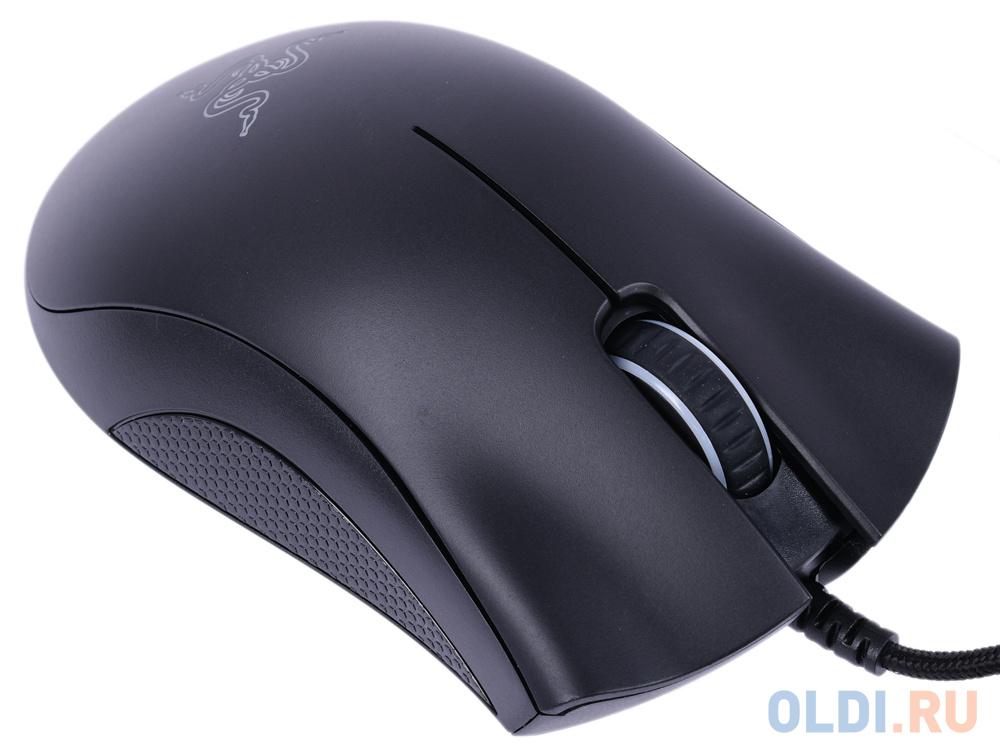 Мышь Razer DeathAdder Essential Black USB