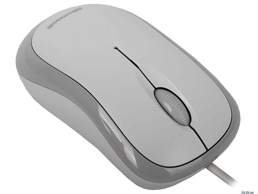 Мышь Microsoft Basic Black P58-00059 USB