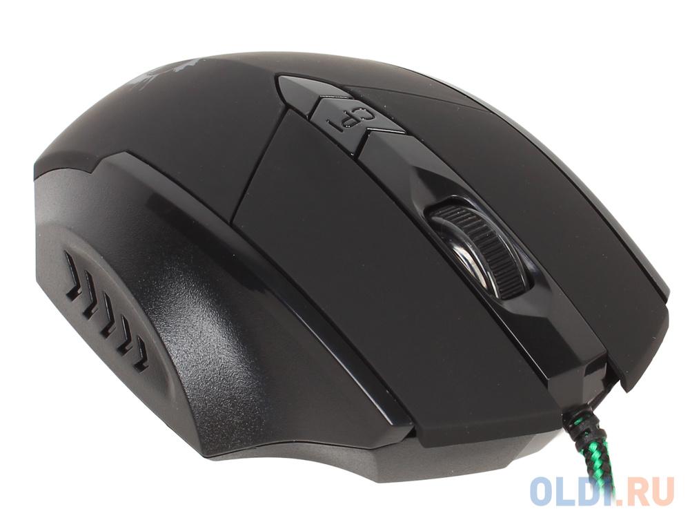 Мышь Oklick 815G Black USB