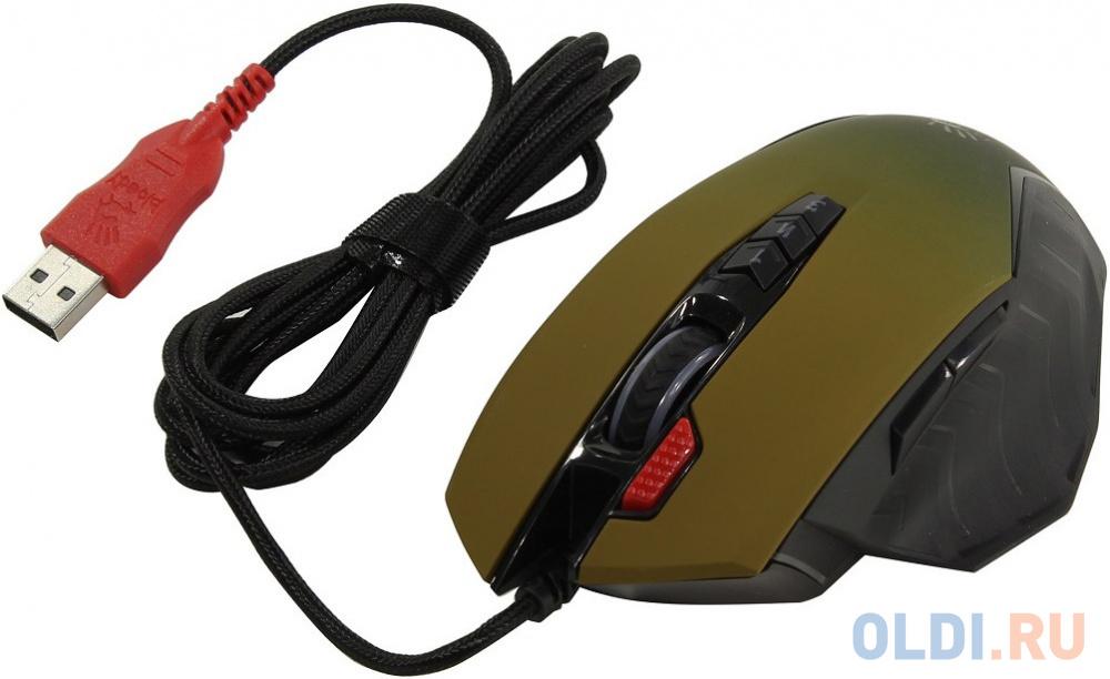 Фото - Мышь проводная A4TECH Bloody J95 рисунок USB 2.0 мышь проводная a4tech bloody a90 blazing чёрный usb