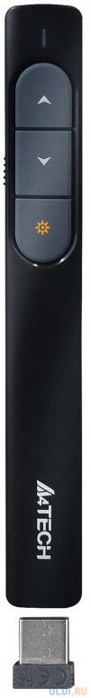 Презентер A4TECH LP15 чёрный USB
