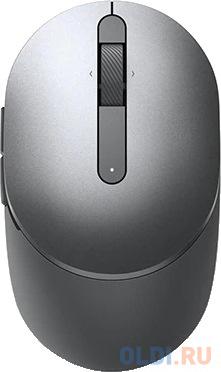 Мышь беспроводная DELL MS5120W серый USB + Bluetooth мышь беспроводная jet a r200g white белый usb bluetooth