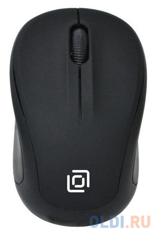 Фото - Мышь беспроводная Oklick 665MW чёрный USB мышь oklick 665mw оптическая черная