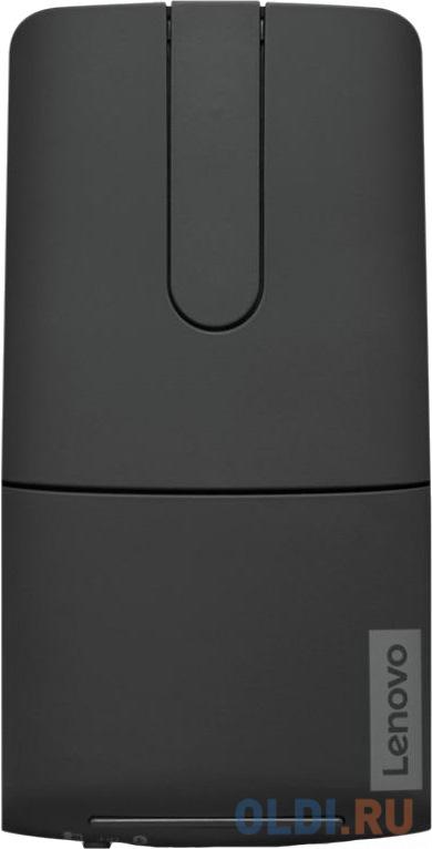 Мышь беспроводная Презентер Lenovo 4Y50U45359 чёрный USB + Bluetooth мышь беспроводная jet a r200g white белый usb bluetooth