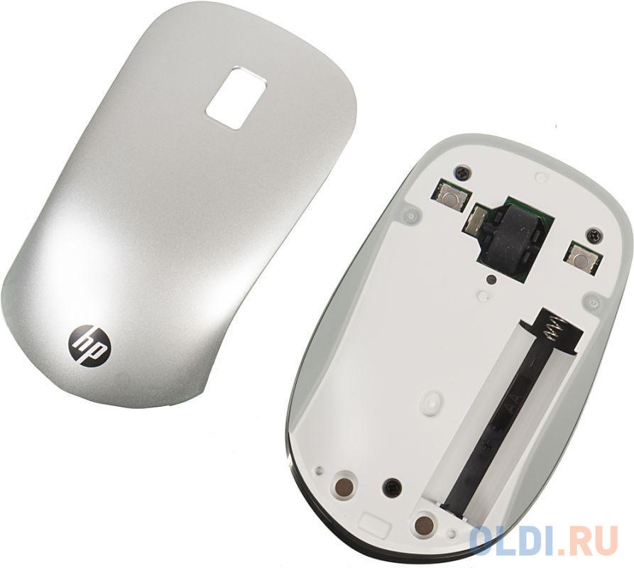 Мышь беспроводная HP Z5000 чёрный серебристый USB + Bluetooth 2HW67AA