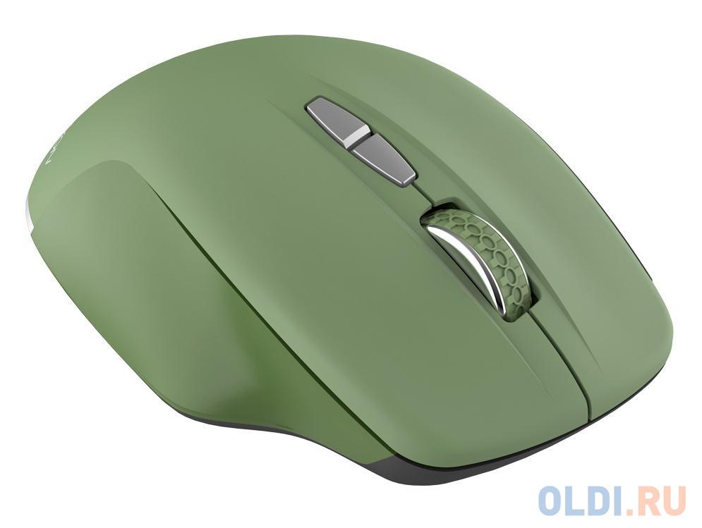 Фото - Мышь беспроводная Canyon MW-21 зелёный USB CNS-CMSW21SM беспроводная мышь canyon mw 21 оливковый