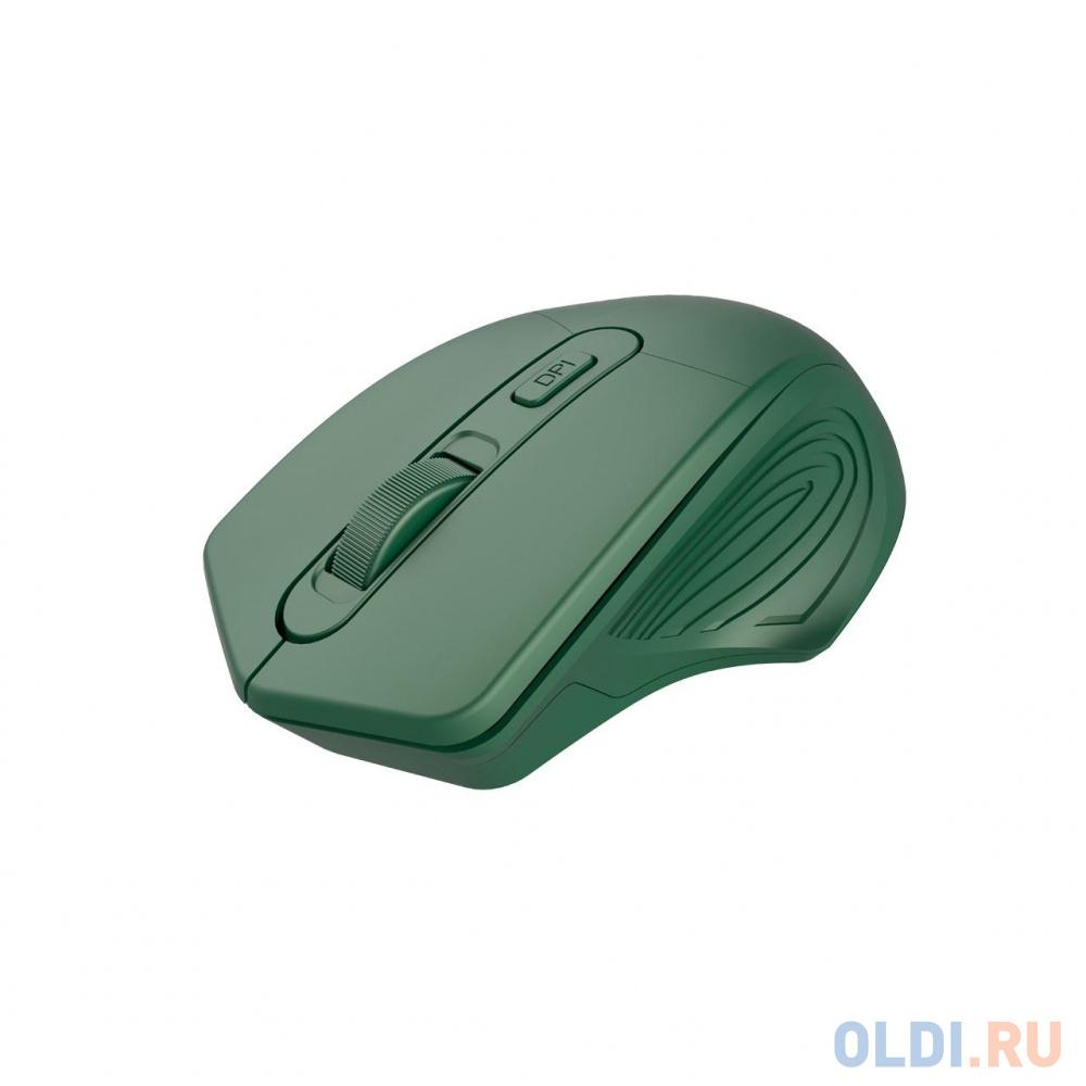 Фото - Мышь беспроводная Canyon MW-15 зелёный USB CNE-CMSW15SM беспроводная мышь canyon mw 21 оливковый