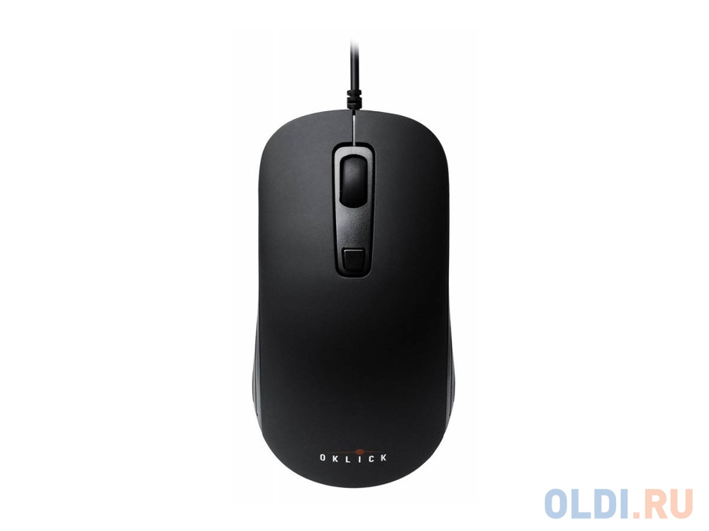 Мышь Oklick 155M Black USB