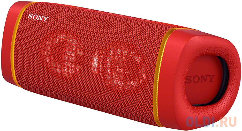 Колонка порт. Sony SRS-XB33 красный 2.0 BT 30м (SRSXB33R.RU2) колонка sony srs xb33 black