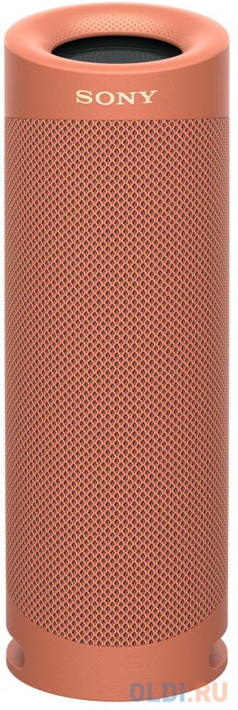 Колонка порт. Sony SRS-XB23 красный 2.0 BT (SRSXB23R.RU2) портативная колонка sony srs xb23 green