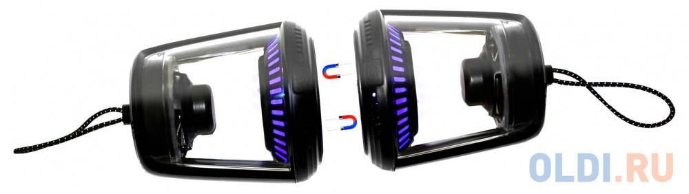 Колонка порт. Telefunken TF-PS1203B черный 18W 2.0 BT (TF-PS1203B(ЧЕРНЫЙ)).