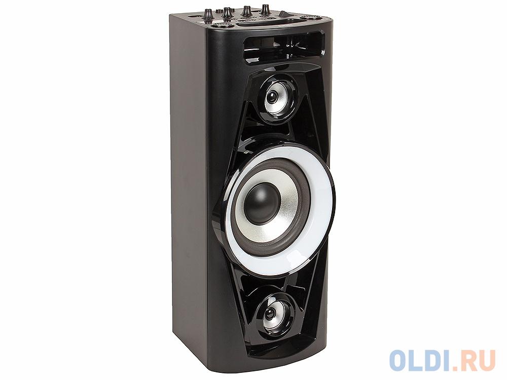 Беспроводная (bluetooth) акустика BBK BTA6000 черный, BLUETOOTH, Технология Sonic Boom, эталон звука от BBK. Функция Disco Light