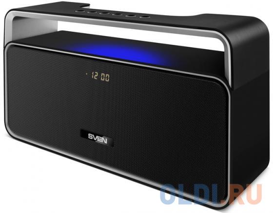 Портативная акустика Sven PS-185 10Вт Bluetooth черный портативная акустика sven ps 230 черный
