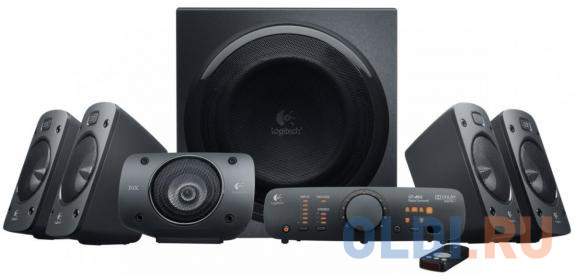 Колонки (980-000468) Logitech Surround Sound Speakers Z906