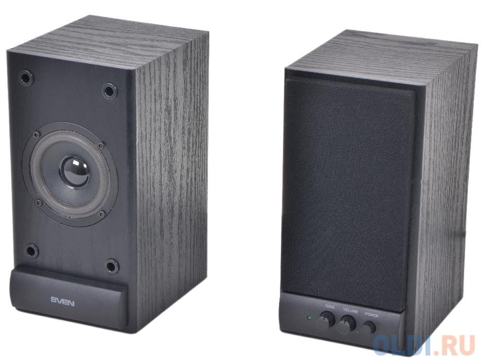 Колонки Sven SPS-609 (10 Вт), черный