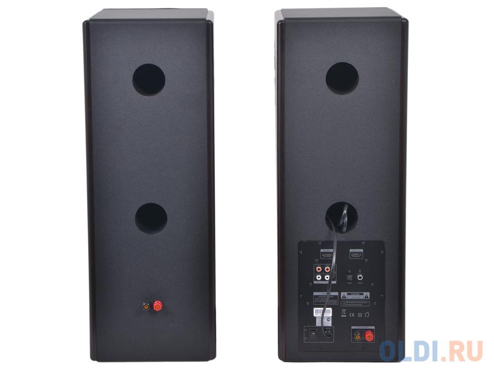 Колонки Microlab Solo9 С 2.0 (70x2, Вт, 2RCA, HDMI, Toslink, Coaxial)