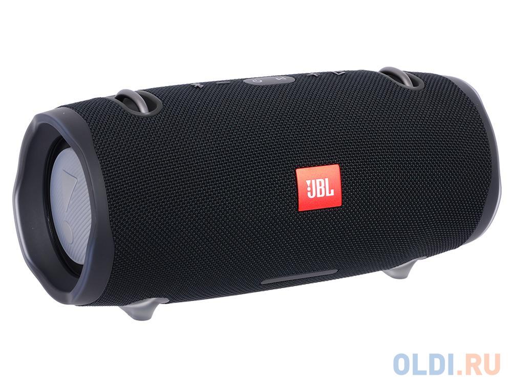 Динамик JBL Портативная акустическая система JBL Xtreme 2 черная динамик jbl портативная акустическая система jbl charge 4 песочный