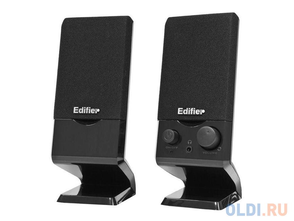 Колонки Edifier M1250 2x1 Вт USB черный