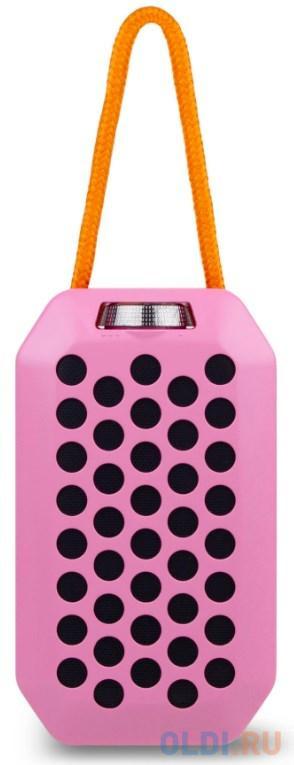 Фото - Портативная акустика Rombica MySound Pulse. Цвет: розовый. портативная акустика rombica mysound capella цвет зеленый