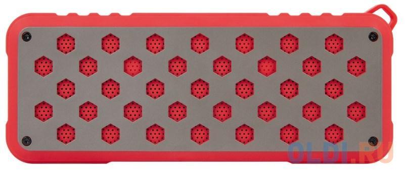 Фото - Портативная акустика Rombica MySound Twinbox. Цвет: красный. портативная акустика rombica mysound capella цвет зеленый