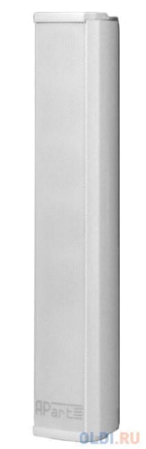 Колонка портативная Apart COLS41 1.0 (моно-колонка) Белый