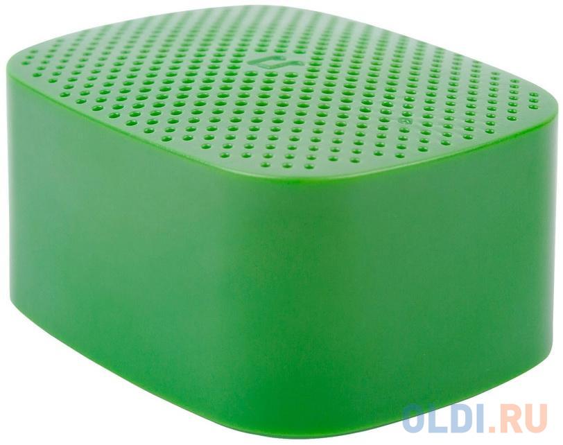 Колонка портативная Rombica MySound Melody 1.0 (моно-колонка) Зеленый