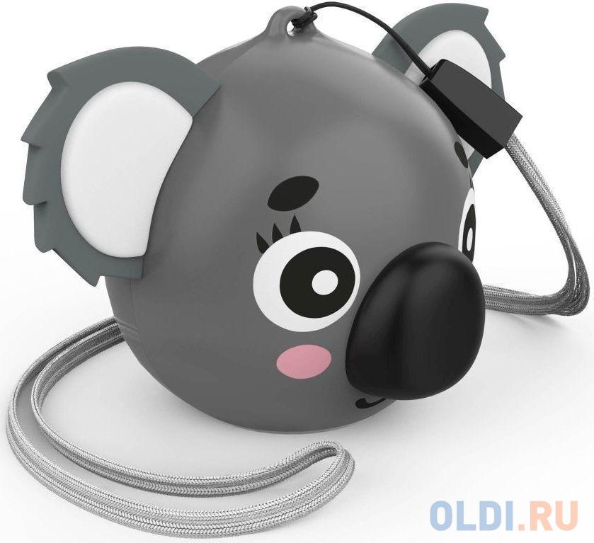 Акустическая система HIPER Портативная акустическая система Bluetooth Speaker HIPER ZOO Music Kelley, Коала