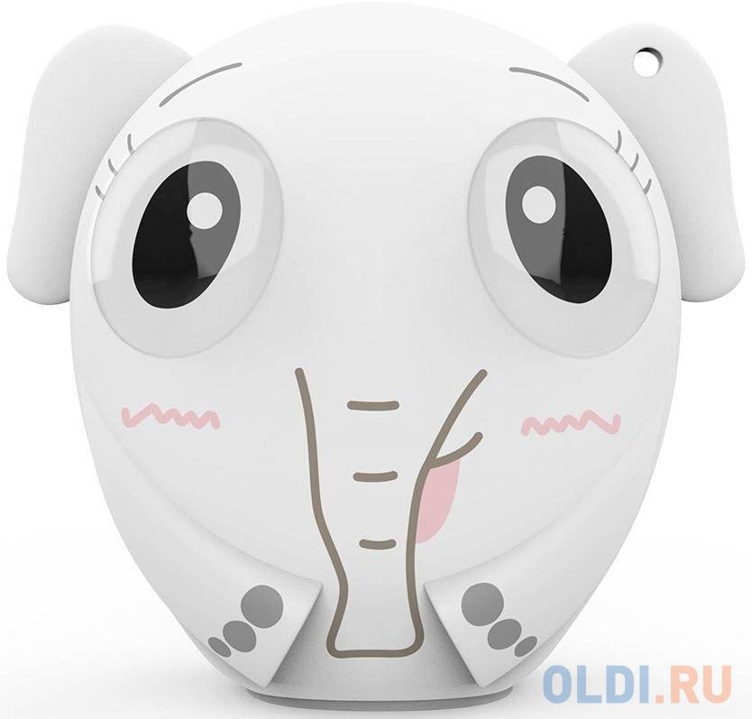 Акустическая система HIPER Портативная акустическая система Bluetooth Speaker HIPER ZOO Music Elmer, Слон
