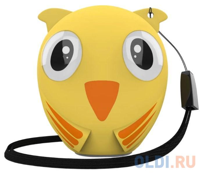 Акустическая система HIPER Портативная акустическая система Bluetooth Speaker HIPER ZOO Music Lucy, Птичка