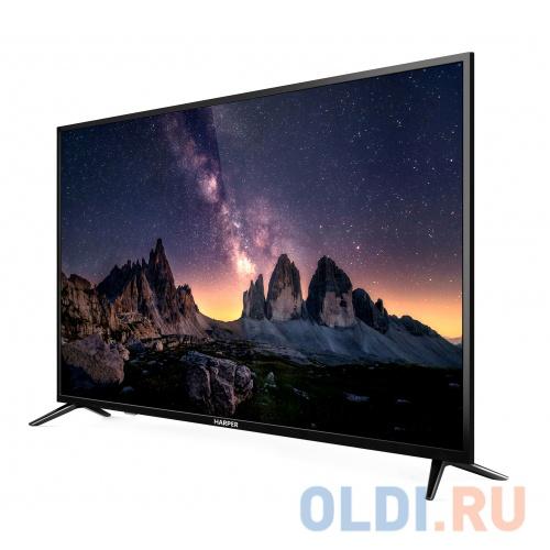 Фото - Телевизор Harper 55U750TS 55 LED 4K Ultra HD qled телевизор hisense 55u7qf 55 ultra hd 4k