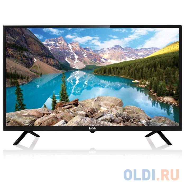 Фото - Телевизор BBK 32LEM-1050/TS2C 32 LED HD Ready телевизор bbk 32lem 1052 ts2c
