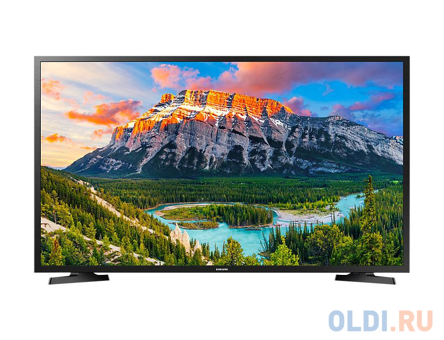 "Телевизор LED 32"" Samsung UE32N5000AUXRU черный/FULL HD/200Hz/DVB-T2/DVB-C/USB"