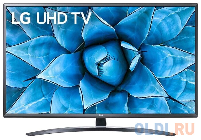 Телевизор LG 49UN74006LA 49 4K Ultra HD led телевизор lg 75nano906na ultra hd 4k