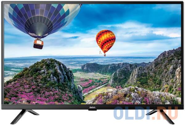 Телевизор LED 32 BBK 32LEM-1052/TS2C черный 1366x768 60 Гц USB телевизор led 50 bbk 50lem 1056 fts2c черный 1920x1080 50 гц vga usb