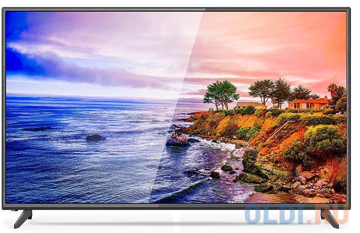 Телевизор LED 43 Erisson 43FLX9000T2 черный 1920x1080 50 Гц Wi-Fi Smart TV RJ-45 VGA телевизор led 50 bbk 50lem 1056 fts2c черный 1920x1080 50 гц vga usb