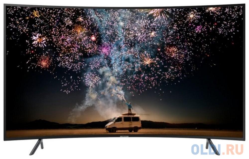 Телевизор LED 65 Samsung UE65RU7300UXRU серебристый 3840x2160 100 Гц Wi-Fi Smart TV Bluetooth samsung sep 5001rdp wi fi