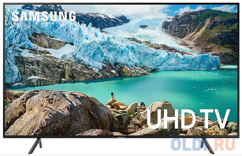 Телевизор 75 Samsung UE75TU7100UXRU черный 3840x2160 100 Гц Wi-Fi Smart TV RJ-45 USB samsung sep 5001rdp wi fi
