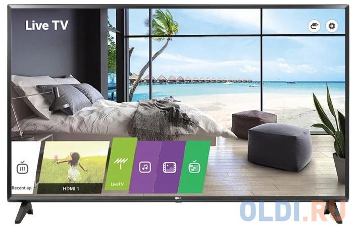 Телевизор LED 43 LG 43LT340C черный 1920x1080 50 Гц Wi-Fi USB VGA RJ-45 Компонентный стерео аудио Для наушников коммерческий телевизор lg 43lt340c