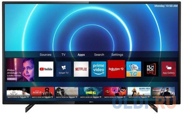 Телевизор Philips 58PUS7505/60 58 LED 4K Ultra HD телевизор philips 43pus7505 60 43 ultra hd 4k
