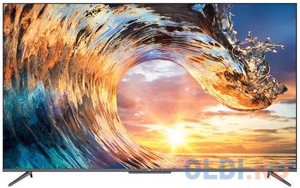 Телевизор TCL 75P717 75 LED 4K Ultra HD телевизор tcl 55c717 55 4k ultra hd