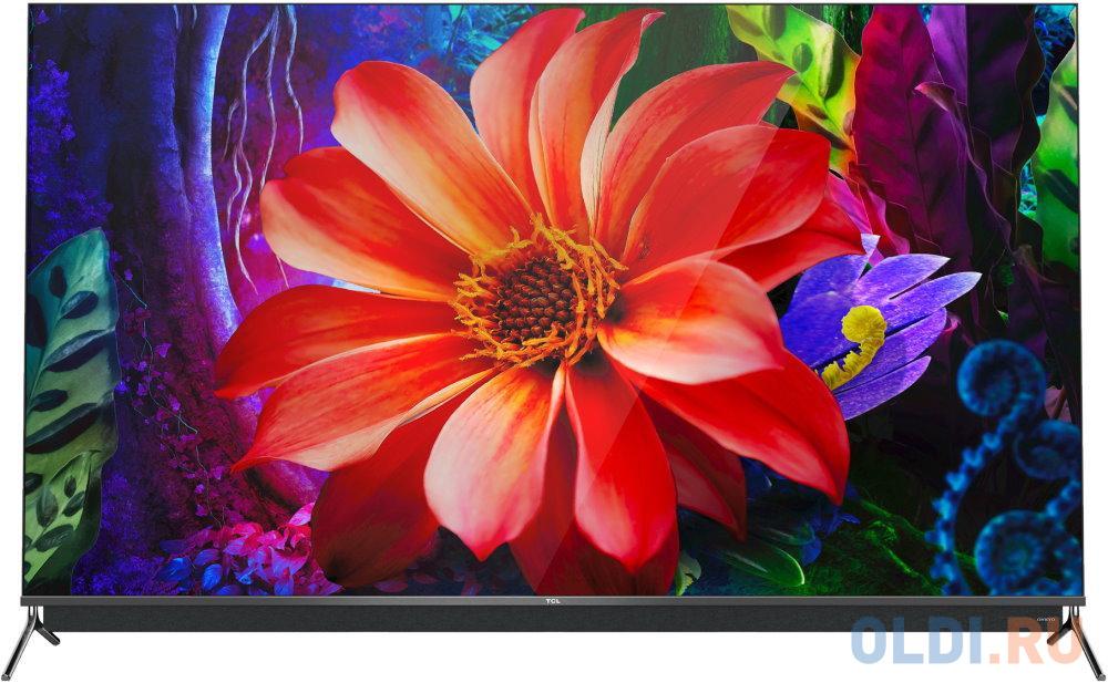Телевизор TCL 55C815 55 LED 4K Ultra HD телевизор tcl 55c717 55 4k ultra hd