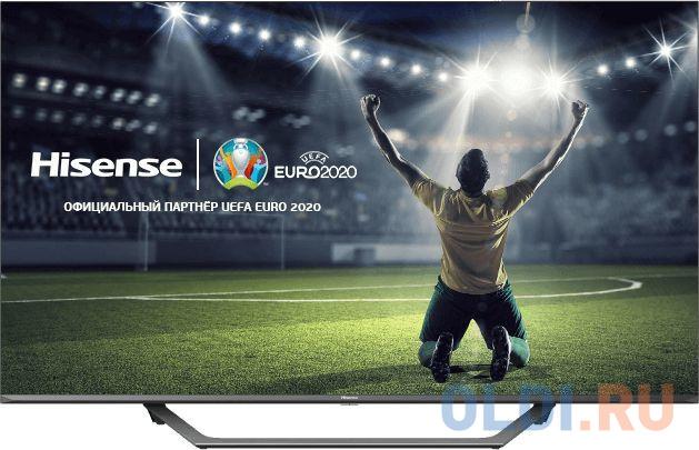 Фото - Телевизор LED Hisense 50 50A7500F черный/Ultra HD/60Hz/DVB-T/DVB-T2/DVB-C/DVB-S/DVB-S2/USB/WiFi/Smart TV (RUS) телевизор lg 49uk6300 led 49 black 16 9 3840x2160 smart tv usb 3xhdmi av wi fi rj 45 dvb t t2 c s s2