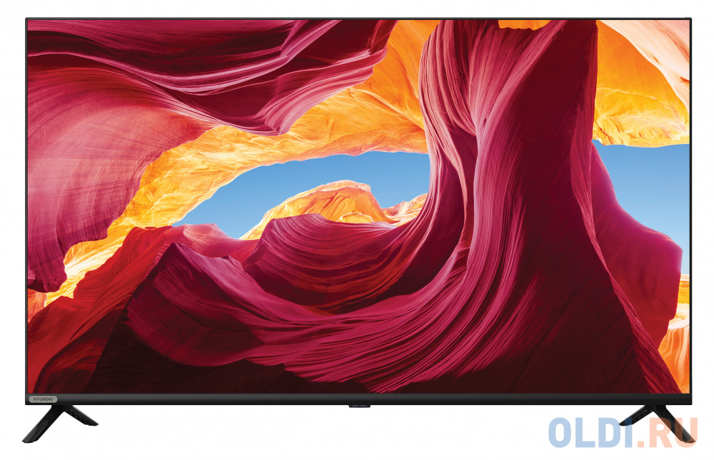 Телевизор LED 32 Hyundai H-LED32ET4100 черный 1366x768 200 Гц USB S/PDIF