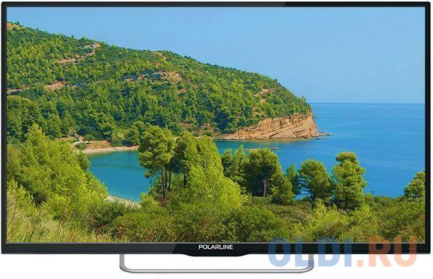 Телевизор Polarline 32PL14TC-SM 32 LED HD Ready телевизор polarline 32pl14tc sm 32 2019 черный