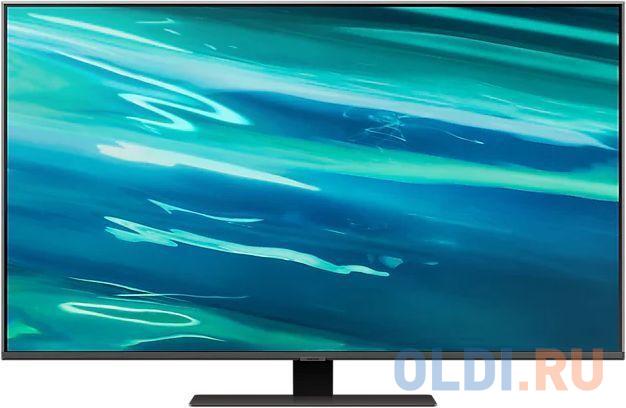 """Телевизор Samsung QE50Q80AAUXRU 50"""" LED 4K Ultra HD"""