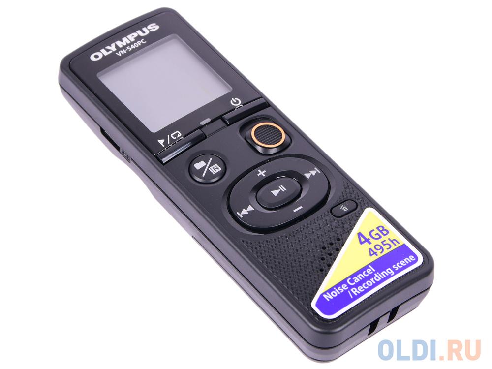 Диктофон Olympus VN-540PC Цифровой диктофон  4Гб USB.