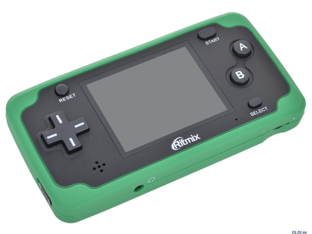 Портативная игровая приставка RITMIX RZX-13G — купить по