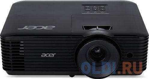 Проектор Acer X138WH Black проектор acer p6200s