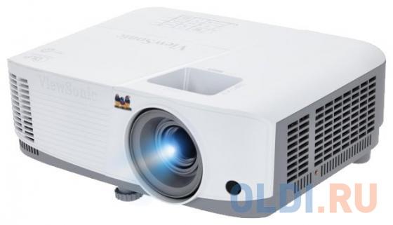 Фото - Мультимедийный проектор ViewSonic PA503X 1024x768 3600 люмен 22000:1 белый серый проектор