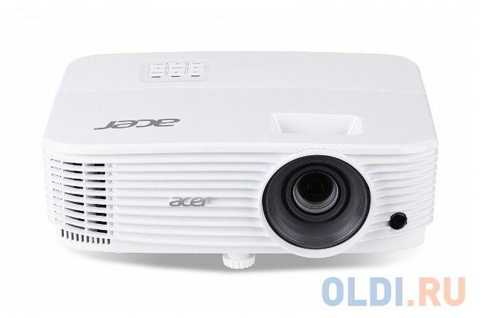 Проектор Acer P1355W DLP 4000Lm (1280x800) 20000:1 ресурс лампы:5000часов 2xHDMI 2.4кг проектор acer x138wh dlp mr jq911 001